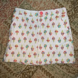 Ice cream skirt size 4T